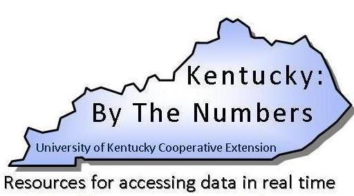 KY By The Numbers Logo