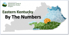 Eastern Kentucky by the Numbers Logo